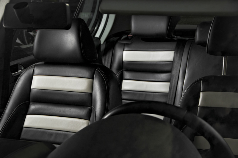 CAR LEATHER UPHOLSTERY