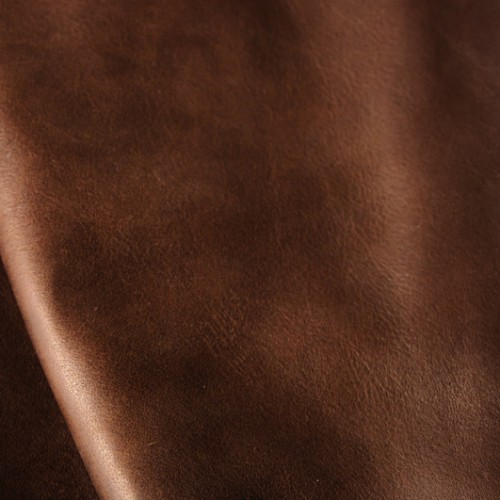SEMIANILINE LEATHER